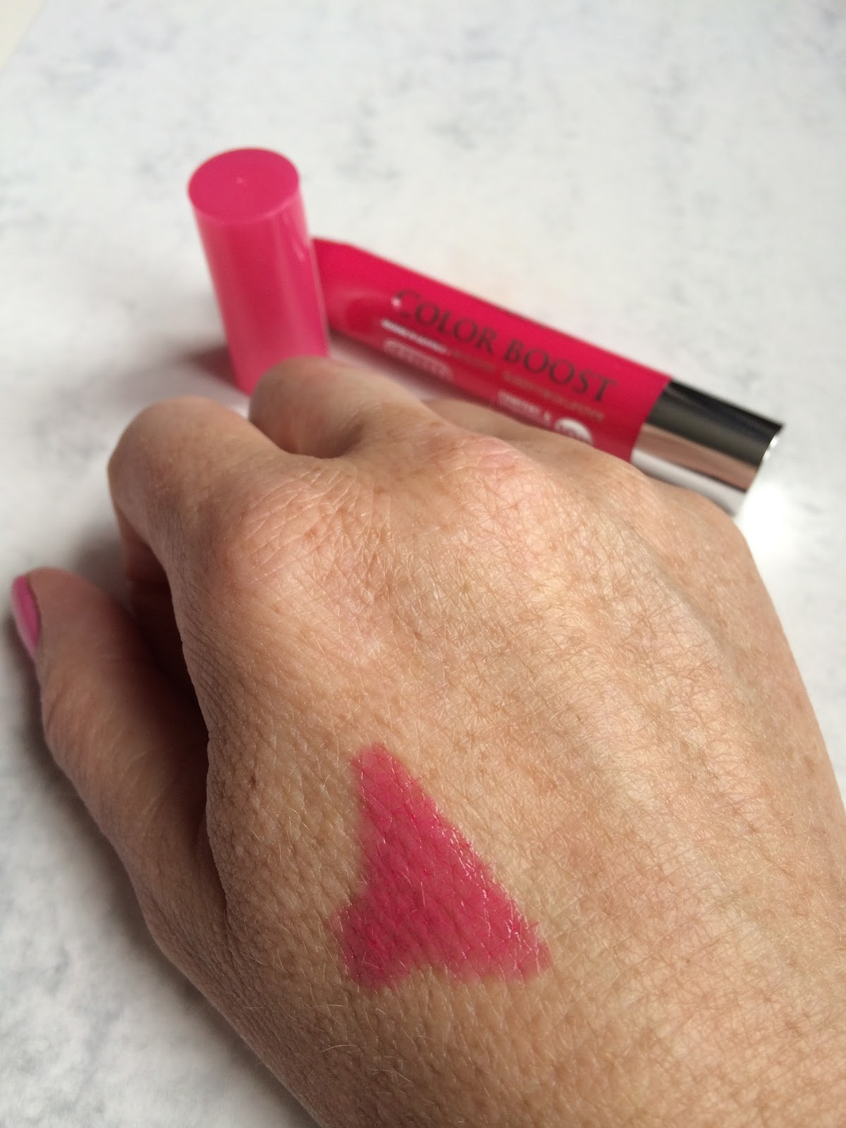 Bourjois lip crayon Glamour Latest In Beauty box Summer edit