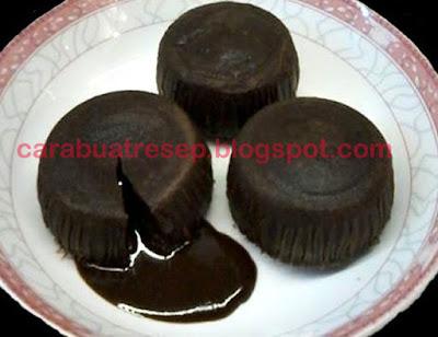 Foto Resep Choco Lava Cake Kukus Lumer Meleleh Sederhana Anti Gagal Spesial Lembut dan Empuk Asli Enak