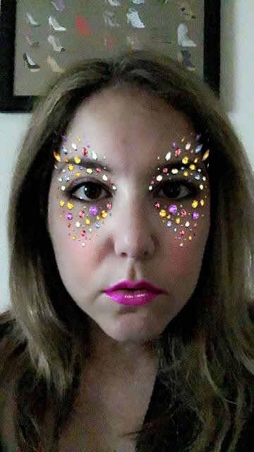 Jamie Allison Sanders, Snapchat filter, jeweled snapchat filter