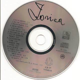 Zorica Brunclik - Diskografija Scan0013