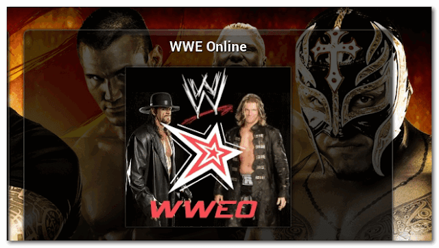 Repository WWE Online For IPTV XBMC | KODI