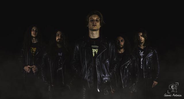 SERPENT LORD: Κυκλοφόρησαν το ντεμπούτο άλμπουμ τους