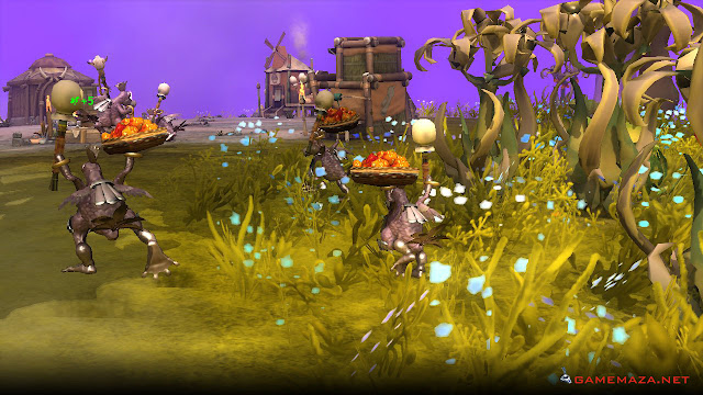 Spore Gameplay Screenshot 3