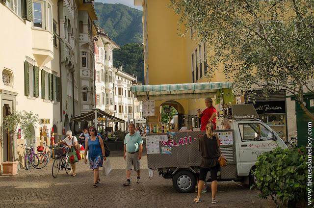 Visitar Bolzano Italia viaje Dolomitas