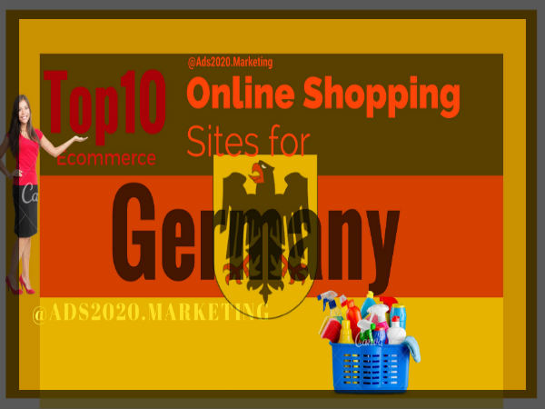 Top 10 Ecommerce Sites in Germany for Online Shopping-600x450