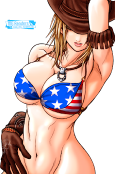 Dead or Alive - Tina Armstrong Render 1