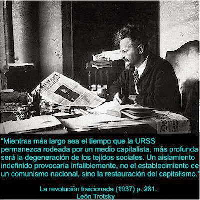 La revolucion traicionada trotsky