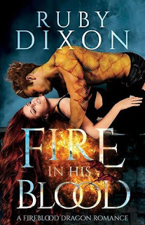 Fire in His Blood by Ruby Dixon