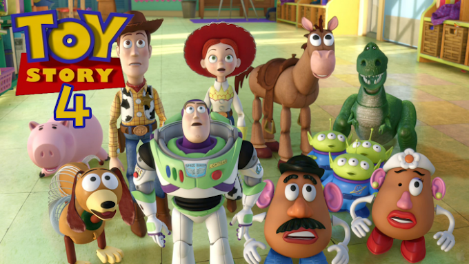 Toy Story 4 Set for 2017