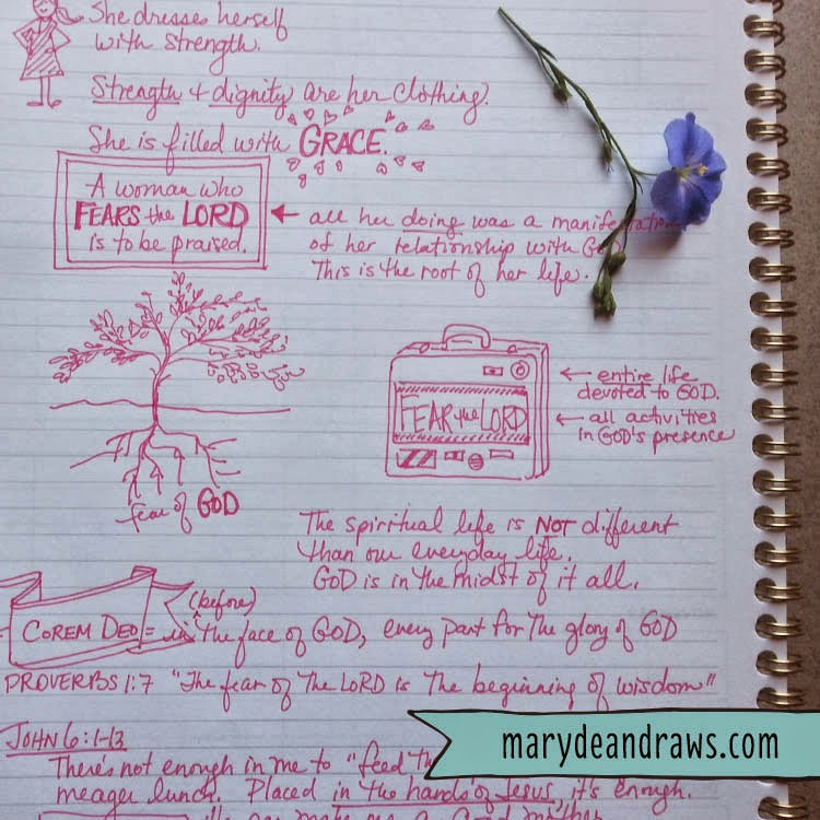 The P31 Case Study - Marydean Draws