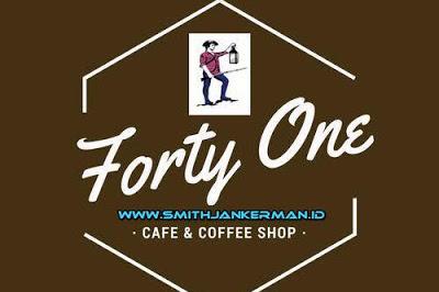 Lowongan Forty One Cafe & Coffee Shop Pekanbaru Februari 2019