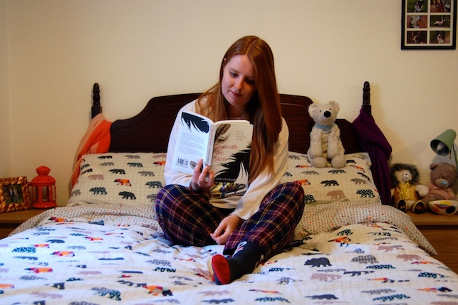 G Is For Gingers Book Review Sandra Irelands Beneath The Skin