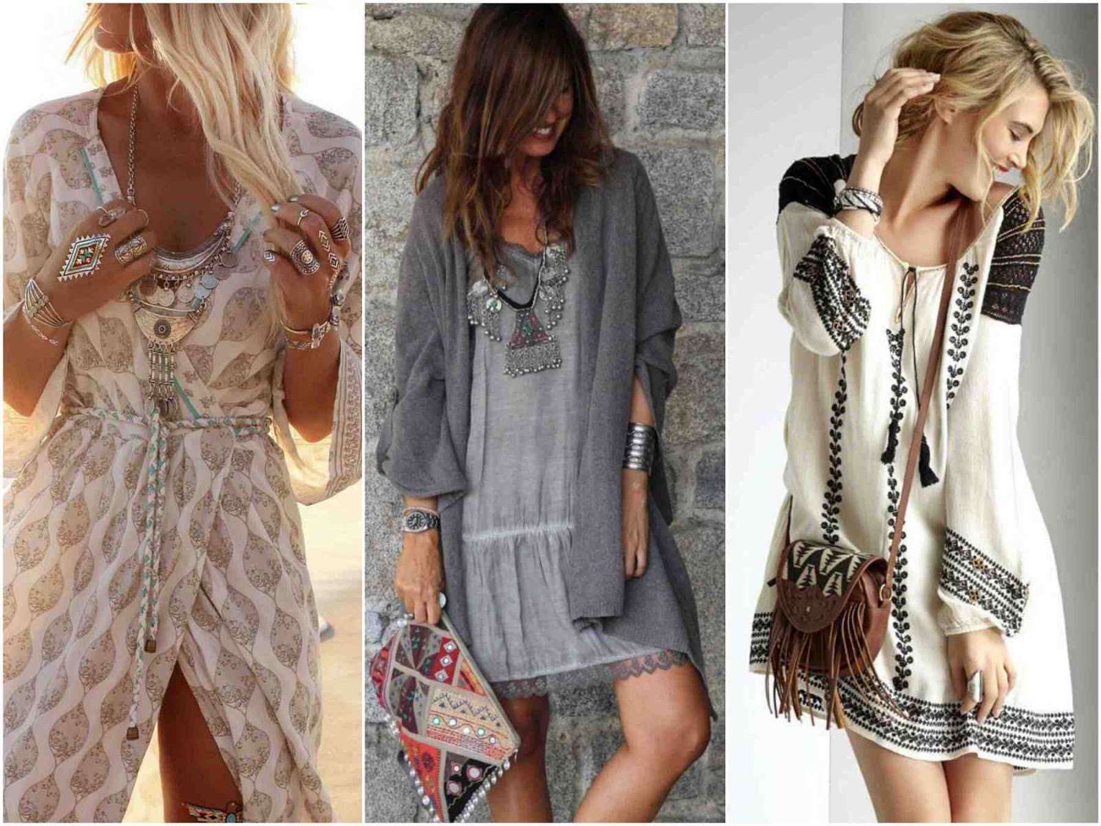 The Bohemian Clothing Is Most Crafty In Its Look It -4434