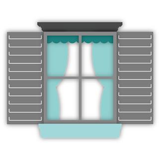 COTTAGE WINDOW | HONEY CUTS