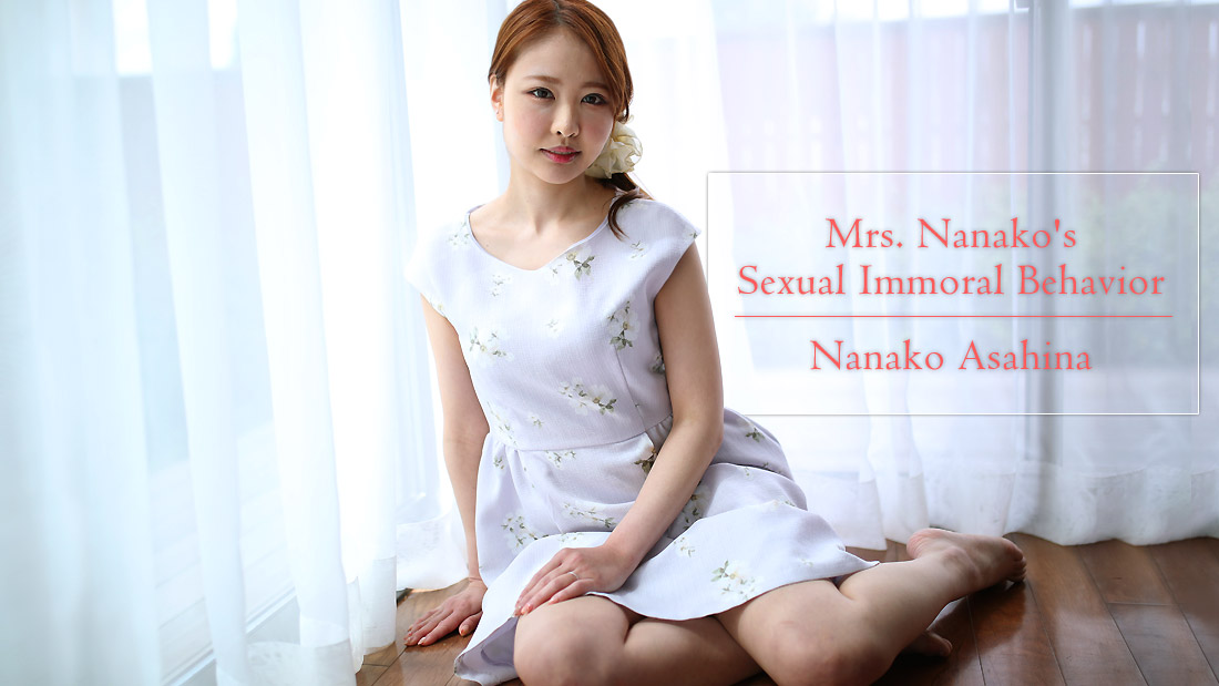 Nanako Asahina Sexual Immoral Behavior