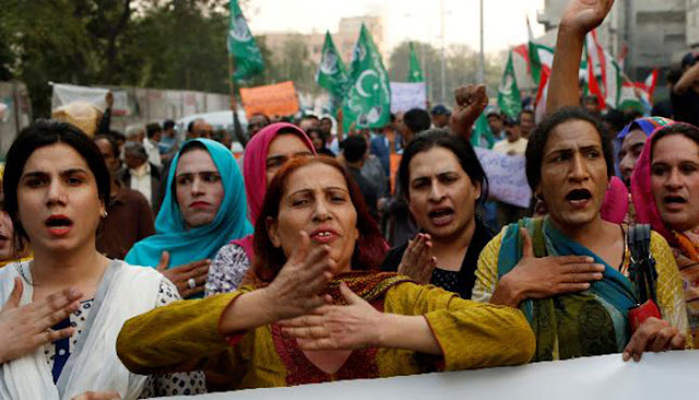 Transgender Community Contesting Elections For the First Time in Pakistan's History