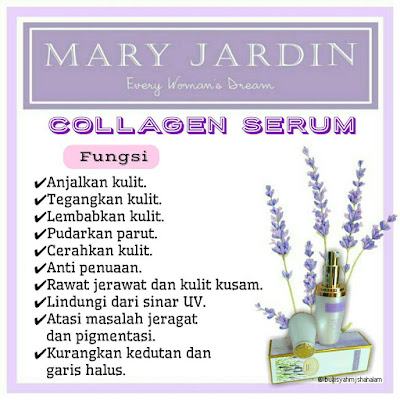 fungsi collagen serum mary jardin