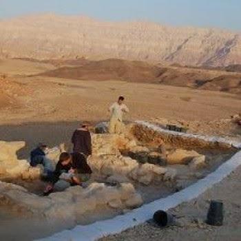 Penggalian situs Slave Hill, pandai besi