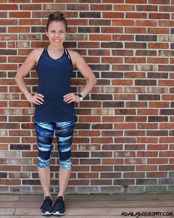fitness clothing, fitness fashion, subscription box review