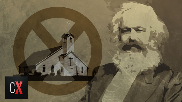 Karl Marx false teachings