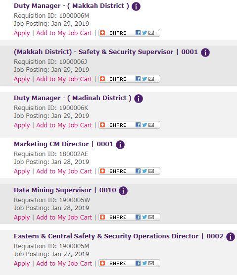 وظائف شركة الاتصالات السعودية 29 يناير 2019 , وظائف stc السعودية اليوم 29/01/2019 , وظائف الرياض 29/01/2019 ,وظائف مكة المكرمة اليوم 29/01/2019 ,  وظائف اليوم السعودية 29 يناير 2019 , 2019-01-29stc careers jobs today