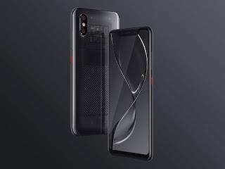 MI 8explore edition black