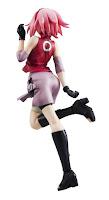 Sakura Haruno Naruto Gals de Naruto Shippuden - MegaHouse