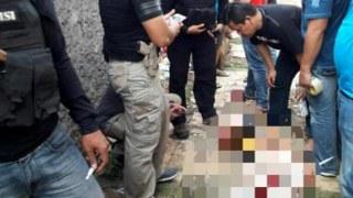 Awalnya Polisi menangkap 2 pelaku atas nama Ramlan Butarbutar dan Erwin Situmorang di Kawasan Tambun Bekasi pada Rabu sore