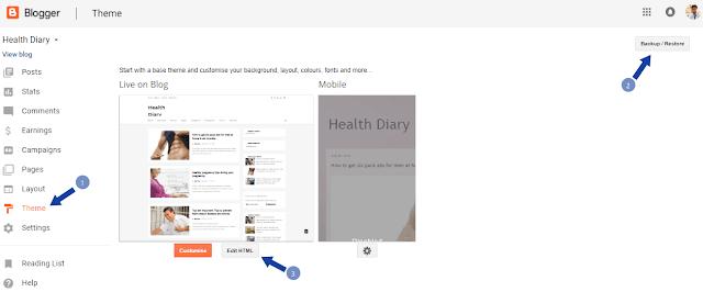Verify new blog in bing