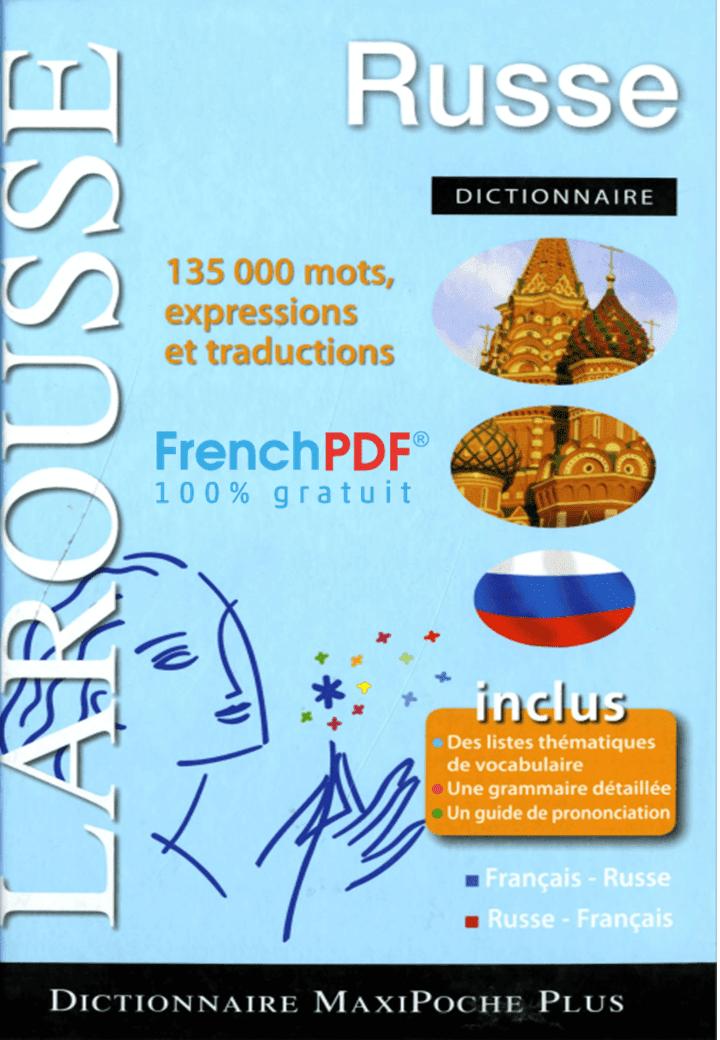 Blog De Site Frenchpdf Dictionnaire Russe 135 000 Mots Expressions Et Traductions