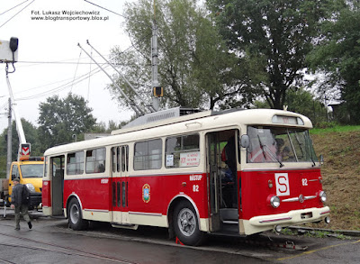 Škoda 9Tr, Dopravni Podnik Ostrava, 120 let MHD v Ostravě