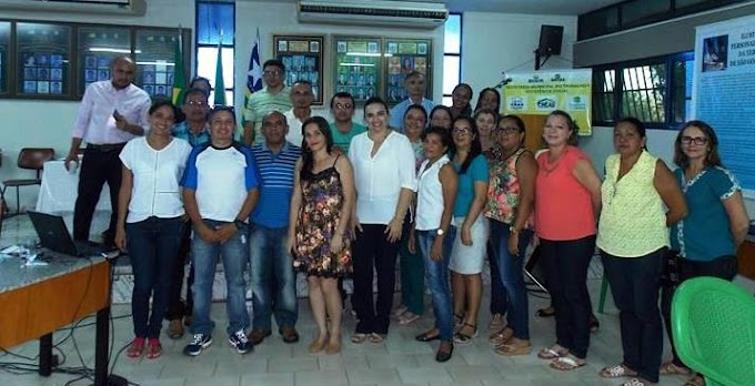 Professores batalhenses recebem formação para Olimpíada de Língua Portuguesa
