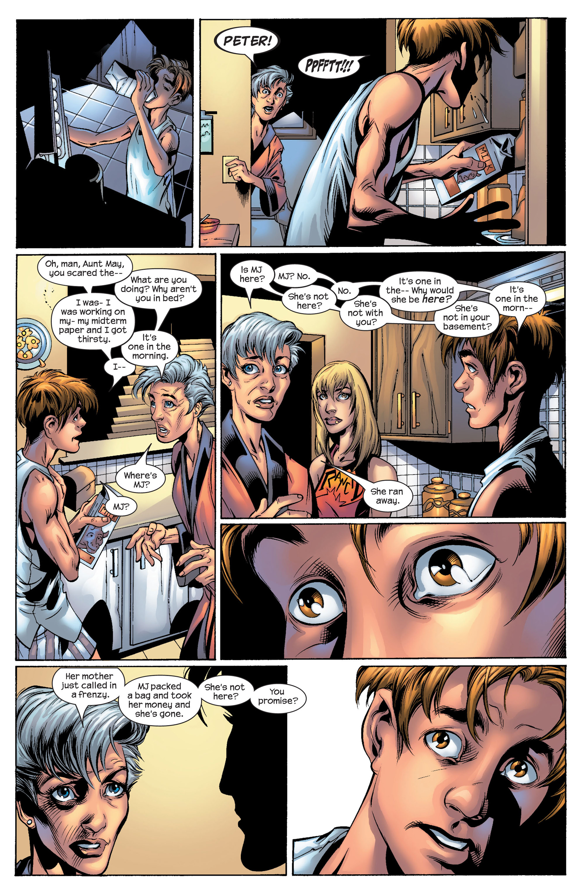 Read online Ultimate Spider-Man (2000) comic -  Issue #53 - 4