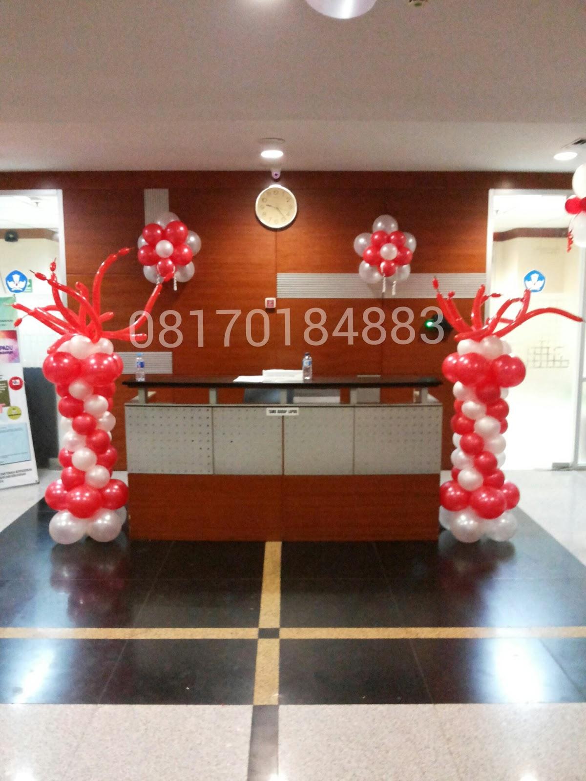 Balon dekorasi balon dekorasi ulang tahun for Dekor ulang tahun