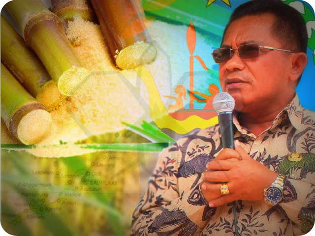 Perkebunan Tebu dan Pabrik Gula di MTB Berikan PAD Besar