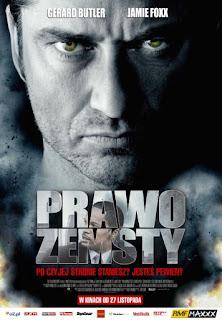 """Recenzja filmu """"Prawo zemsty"""" [2009]"""