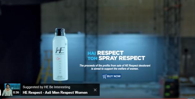 HE Deodorant speaks gentleman's word with Hrithik Roshan and Vir Das