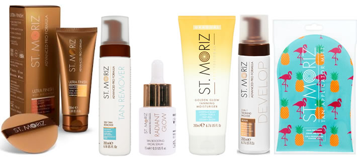 Win St Moriz products with DB Reviews