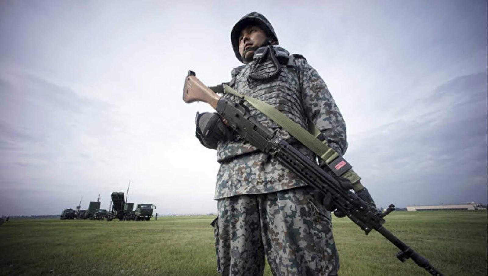 Jepang berencana memulai pembangunan pangkalan militer di Pulau Ishigaki