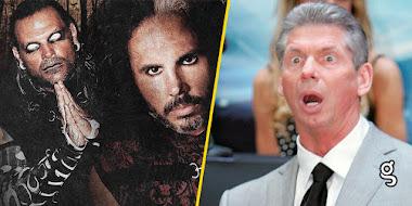 Los hermanos Hardy podrían regresar a la WWE