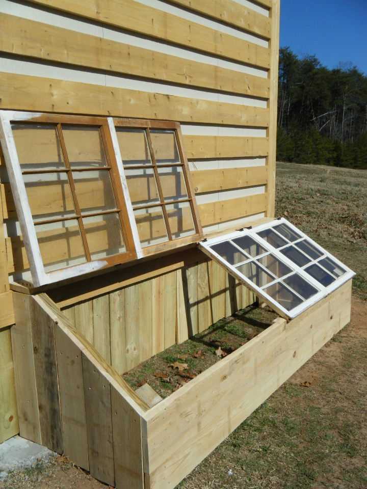 Simply Country Life A Greenhouse Just In Time For Spring