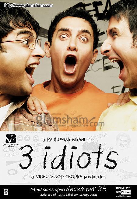 Index of 3 idiots