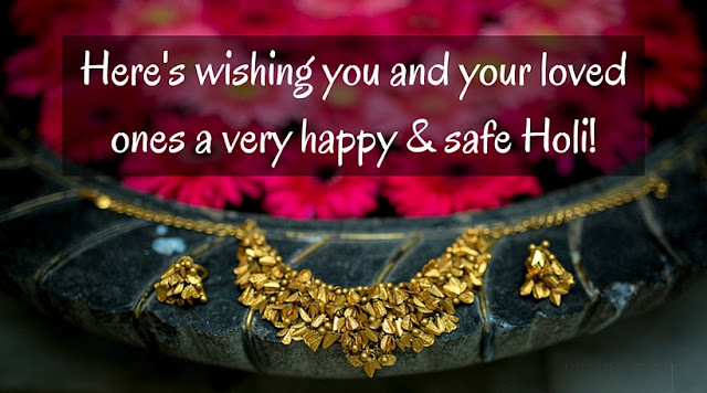 Happy Holi Greetings Messages For Love