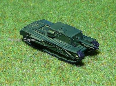 Churchill A22D