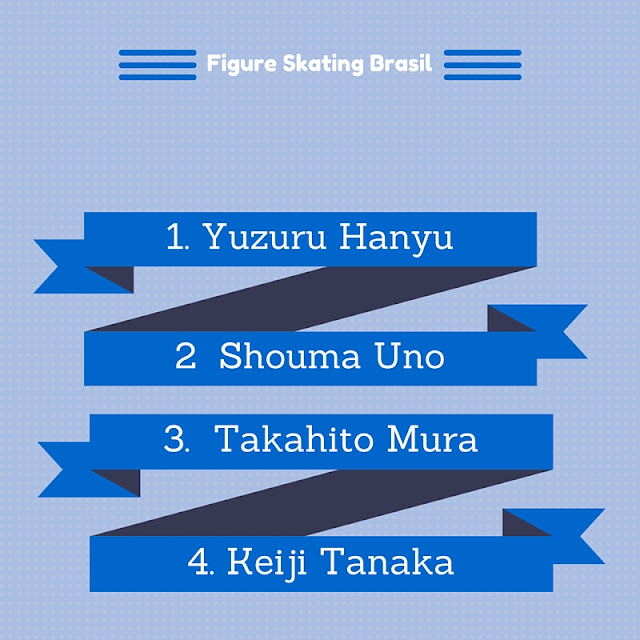 patinação, campeonatos nacionais, patinação japão, japanese figure skating, japanese nationals, patinagem,masculino, patinação, yuzuru hanyu, shouma uno, takahashi