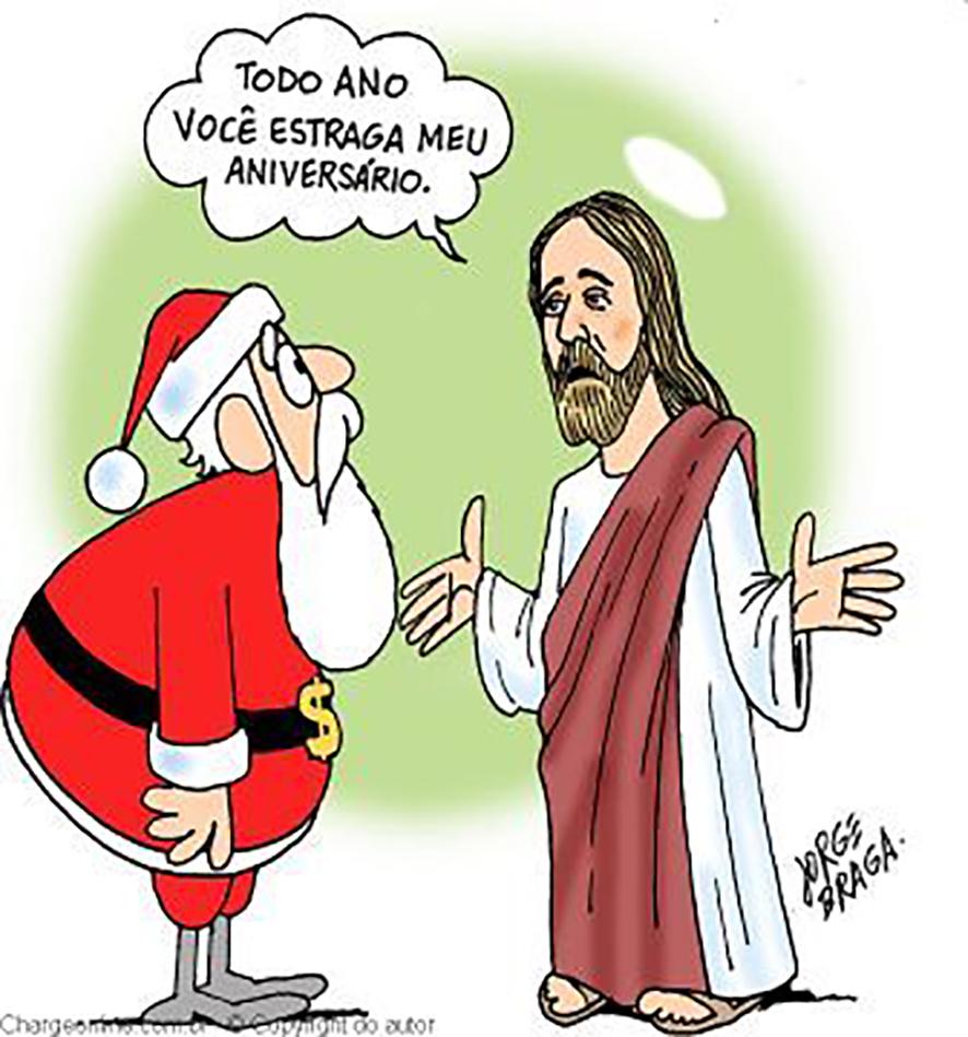 A Rena Mais Famosa Do Papai Noel papai noel: inimigo de cristo? o fiel católico