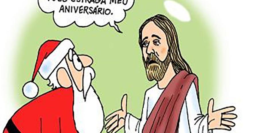 afae8180be6a Papai Noel: inimigo de Cristo? O Fiel Católico