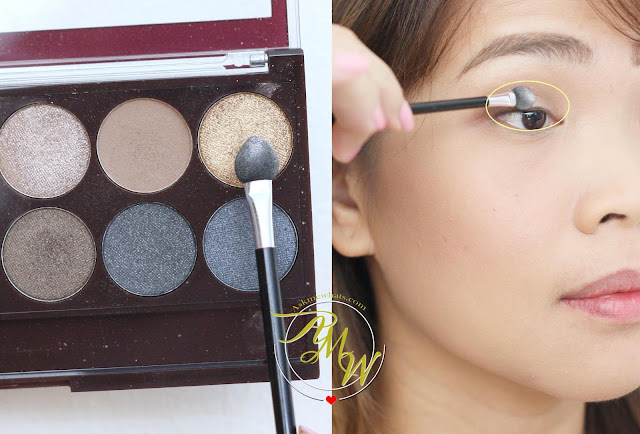 a photo of Cathy Doll Nude Me Eyeshadow (Nude) review