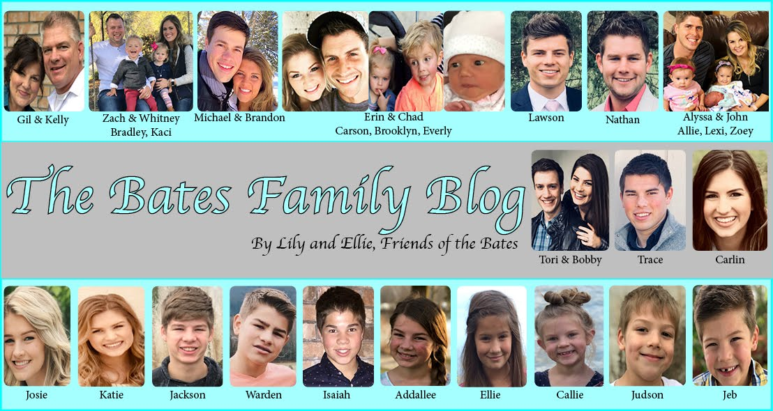 Bates Family Blog: Bates Updates and Pictures | Gil and Kelly | 19 Kids | Bringing Up Bates | UP TV