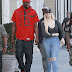 Lamar And His New Girlfriend Spotted In LA...He Definitely Has A Type